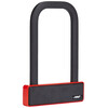 Red Cycling Products Ultimate Light Weight Lock - rouge/noir
